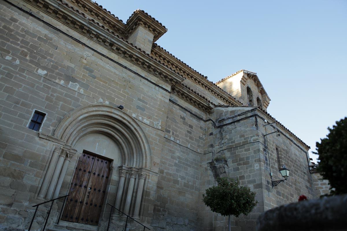 Iglesia de San Miguel de Eslava