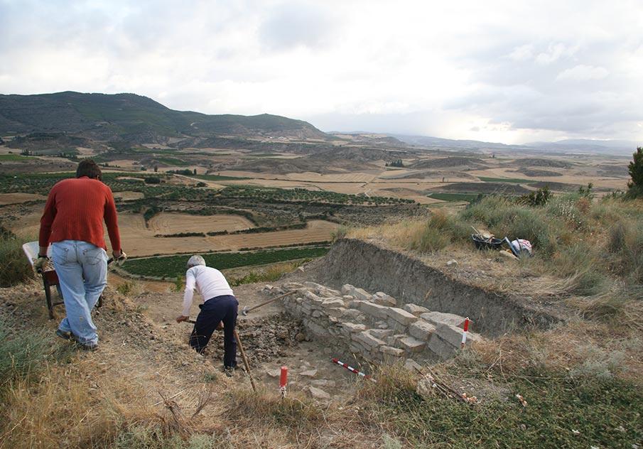 Tercera Campaña de Excavación en Santa Criz de Eslava