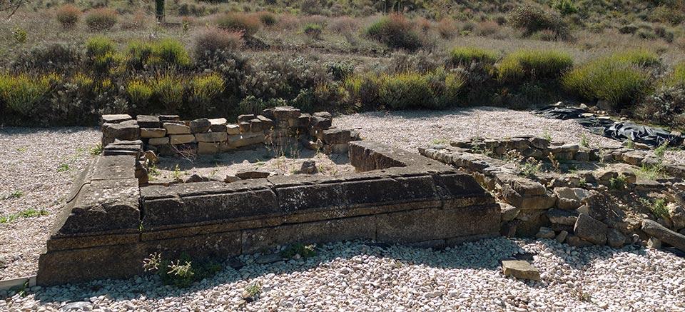 Necropolis de Santa Criz de Eslava