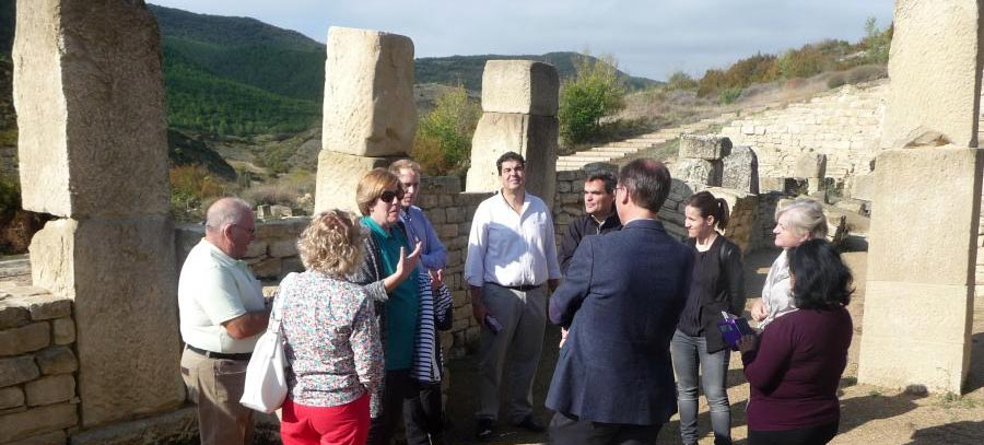 Comisión de Cultura del Parlamento de Navarra