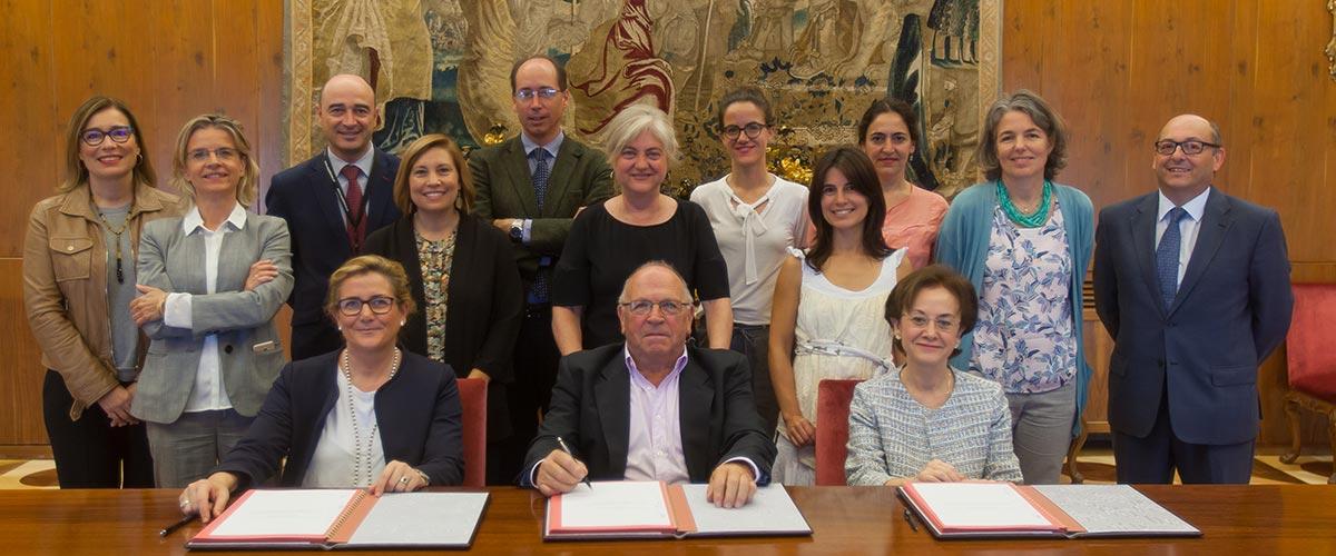 Un convenio entre el Ayuntamiento de Eslava y la Universidad de Navarra