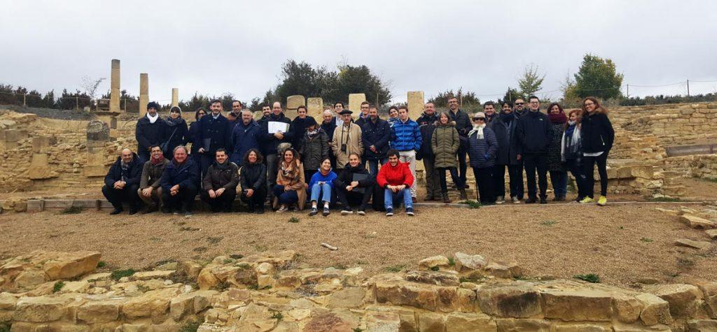 Santa Criz acoge un encuentro internacional sobre Antigüedad Clásica y Arqueología