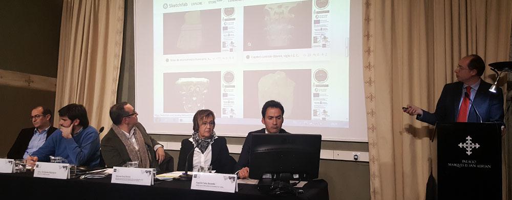 El Museo Virtual de Santa Criz, premiado en la UNED de Tudela