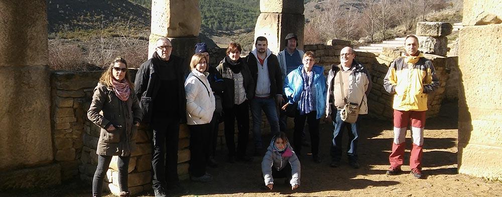Arranca nueva tanda de visitas guiadas a Santa Criz de Eslava