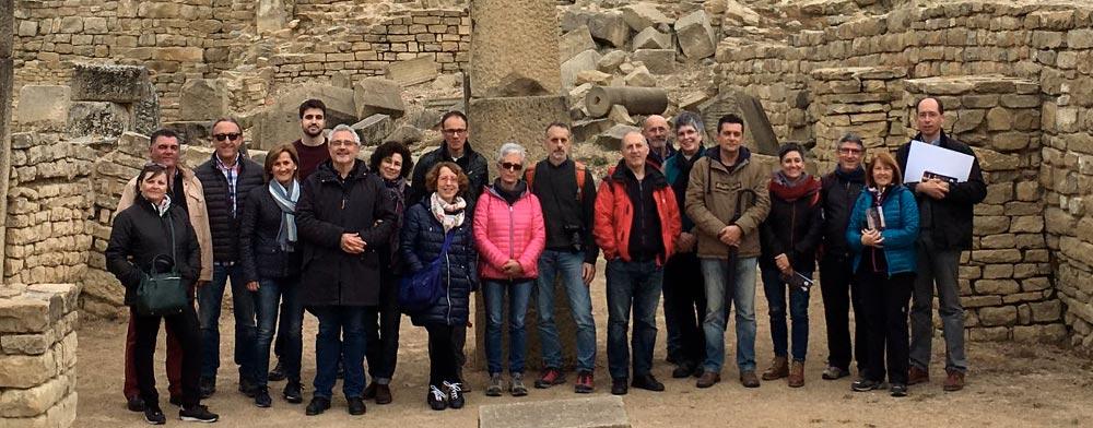 Nueva visita guiada abierta del Centenario de Santa Criz de Eslava