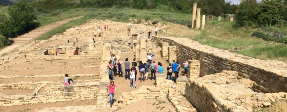 Se superan ya los 1200 visitantes a Santa Criz de Eslava